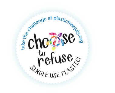 Plastic Free July, 10 Ways To Reduce YOUR Plastic Use